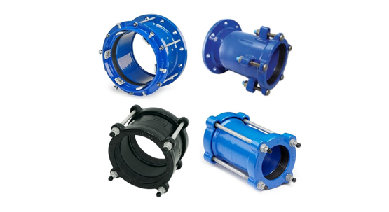 Couplings & Flange Adapters